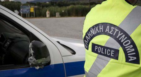 Διώξεις κατά του 51χρονου που δάγκωσε αστυνομικούς στην εθνική οδό Φαρσάλων – Βόλου