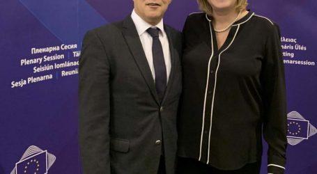Κ. Αγοραστός στην Επιτροπή των Περιφερειών στις Βρυξέλλες: «Ας γίνουμε η αλλαγή που θέλουμε να δούμε»