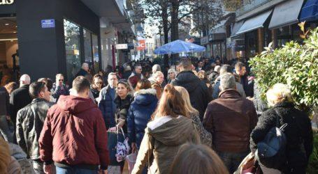 Ανοιχτή και πάλι από σήμερα η αγορά της Λάρισας – Πώς θα λειτουργήσει μέχρι τις αρχές του 2019