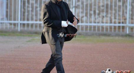 Π. Αμανατίδης: Έχουμε μεγάλη εμπιστοσύνη στους παίκτες μας