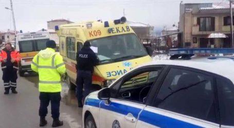 Νέο τροχαίο στην οδό Βόλου – Αυτοκίνητο παρέσυρε 18χρονη Λαρισαία που μεταφέρθηκε στο νοσοκομείο