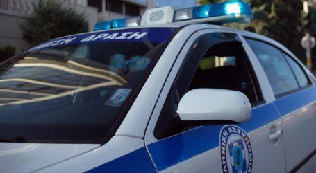 Συνελήφθη 27χρονος στη Λάρισα για ναρκωτικά και όπλα