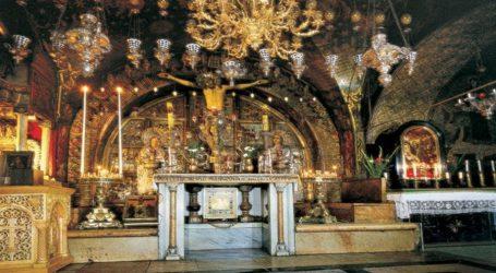 Εξαήμερο προσκύνημα στα Ιεροσόλυμα από την Ιερά Μητρόπολη Δημητριάδος