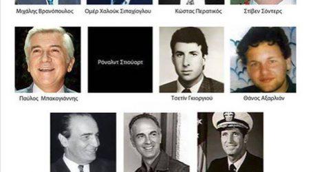 Τα θύματα του Κουφοντίνα δεν θα κάνουν Πρωτοχρονιά