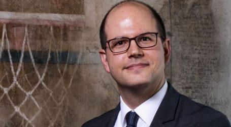Βολιώτης ο νέος Γεν. Γραμματέας της FIBA Α. Ζαγκλής