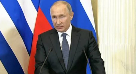 Η αναφορά του Πούτιν για το φυσικό αέριο στην Ελλάδα