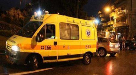 Τροχαίο με καραμπόλα αυτοκινήτων στη Λάρισα με τραυματισμούς