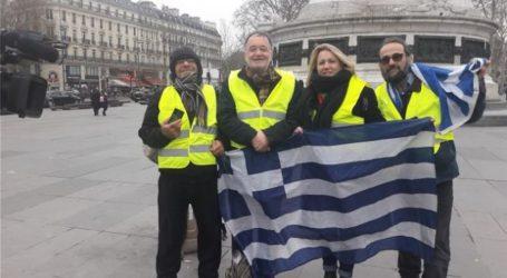 Στο Παρίσι με τα «κίτρινα γιλέκα» ο Παναγιώτης Λαφαζάνης
