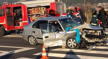 Κατέληξε οδηγός λίγες ώρες μετά το τροχαίο στη Μακρακώμη