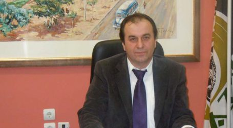 Ευχές και συγχαρητήρια από τον Σ. Γιαννακόπουλο στον περιφερειάρχη και τους νεοεκλεγέντες δημάρχους του ν. Λάρισας