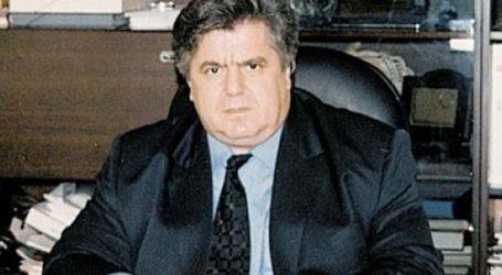 Ημέρα πένθους για το Επιμελητήριο Λάρισας – Αύριο στις 5 μ.μ. η κηδεία του Δ. Γκουντόπουλου