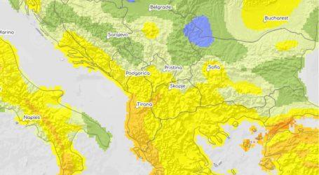 «Στο κίτρινο» η Μαγνησία και η Θεσσαλία σε καταστροφές λόγω σεισμού