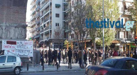 Συγκέντρωση στη Θεσσαλονίκη για την επέτειο δολοφονίας του Αλέξη Γρηγορόπουλου