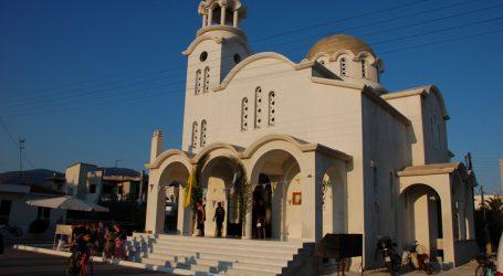 Την Αγία Άννα τιμά η τοπική εκκλησία