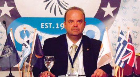 Πρωτοχρονιάτικο μήνυμα του Βολιώτη Προέδρου της Ένωσης Λειτουργών Γραφείων Κηδειών Ελλάδος Νίκου Αγγελέτου