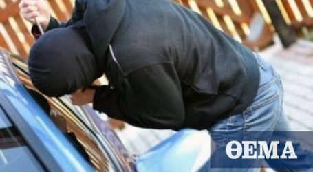 36χρονος συνελήφθη με κλεμμένο ΙΧ και πορτ μπαγκάζ γεμάτο κλοπιμαία