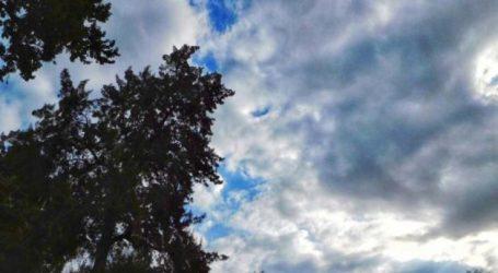 Μουντός αλλά με καλές θερμοκρασίες ο καιρός στη Λάρισα το Σαββατοκύριακο – Δείτε αναλυτικά