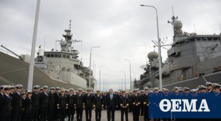«Σε λίγο καιρό, η περιοχή ευθύνης του Πολεμικού μας Ναυτικού θα μεγαλώσει»