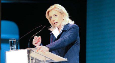 Όνομα συνδυασμού και έμβλημα παρουσιάζει σήμερα η Καραλαριώτου – Πότε ανακοινώνει υποψηφίους