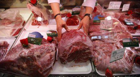 Κατασχέθηκαν 170 κιλά ακατάλληλου κρέατος