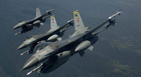 Tουρκικά F16 πραγματοποίησαν υπέρπτηση πάνω από το Καστελόριζο