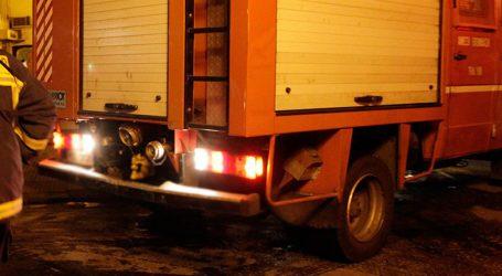 Φωτιά στο hot spot προσφύγων στον Βόλο
