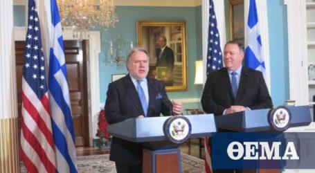 Οι ΗΠΑ επιδοκιμάζουν τη Συμφωνία των Πρεσπών και την υλοποίησή της