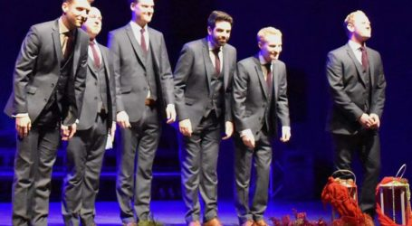 Πλήθος κόσμου στη συναυλία των The Queen's Six που εντυπωσίασαν στο Δ.Ω.Λ. (φωτο – βίντεο)
