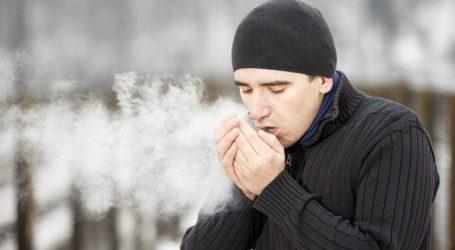 Στους -12 βαθμούς η θερμοκρασία στο Καϊμακτσαλάν