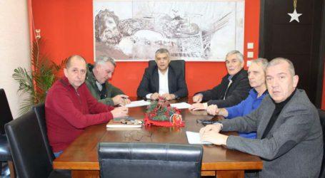 Ετοιμάζεται για το χιονιά η περιφέρεια στη Λάρισα – Δύο συμβάσεις για αποχιονισμό υπέγραψε ο Αγοραστός