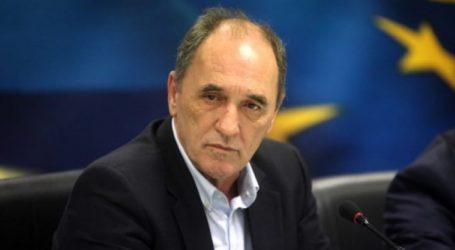 Στη Λάρισα την Πέμπτη ο υπουργός Περιβάλλοντος Γιώργος Σταθάκης