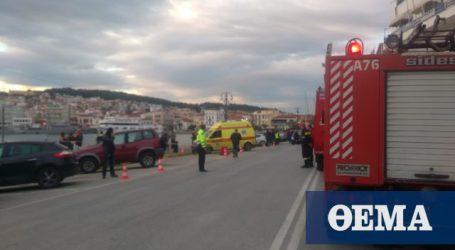 Βουτιά ΙΧ αυτοκινήτου στο λιμάνι – Γνωστός τουριστικός πράκτορας θεωρείται νεκρός