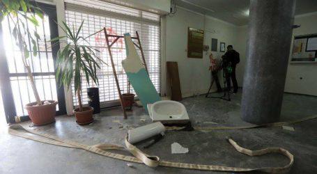 Διαψεύδει την αστυνομία η Πρυτανεία του ΑΠΘ για τα επεισόδια της 6ης Δεκεμβρίου