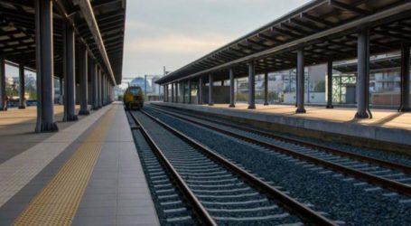 Στο ΕΣΠΑ η ηλεκτροκίνηση της σιδηροδρομικής γραμμής Λάρισα-Βόλος
