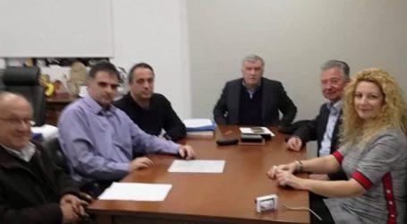 Συνάντηση τρίτεκνων με τον δήμαρχο Κιλελέρ