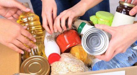 Δωρεάν διανομή τροφίμων στους δικαιούχους ΤΕΒΑ από τον δήμο Τεμπών