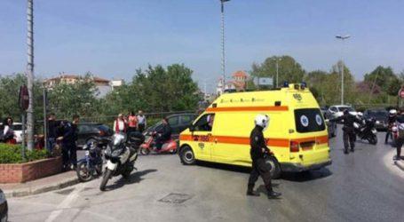 Αυτοκίνητο παρέσυρε πεζή στον Άγιο Αχίλλιο – Μία γυναίκα στο νοσοκομείο