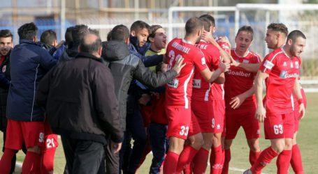 «Βήμα» ανόδου για ΠΑΕ Βόλος, 2-1 την Κέρκυρα