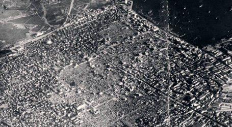 H μεγάλη φωτιά που «αφάνισε» τη Θεσσαλονίκη