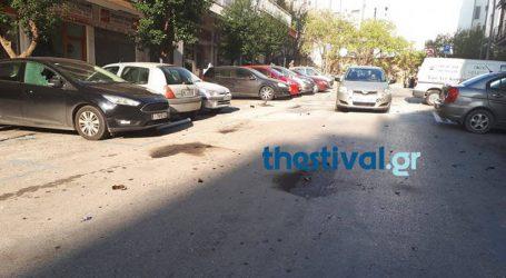 Επεισόδια και μολότοφ στο κέντρο της Θεσσαλονίκης