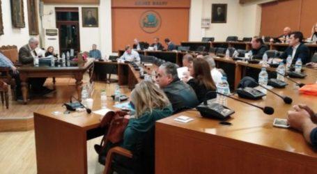 Αντιπαράθεση Μπέου – Νάνου στο δημοτικό συμβούλιο Βόλου