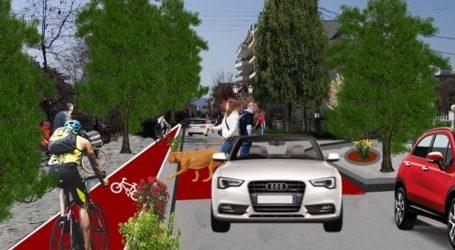 Παραδίδεται η μελέτη για την ανάπλαση της οδού Καραμπατζάκη