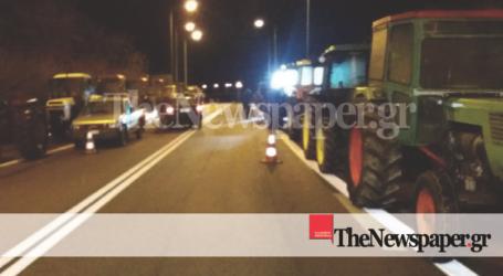 To TheNewspaper.gr στο μπλόκο των αγροτών στο Αερινό – Τα αιτήματα και η απάντηση του Υπουργού [εικόνες]