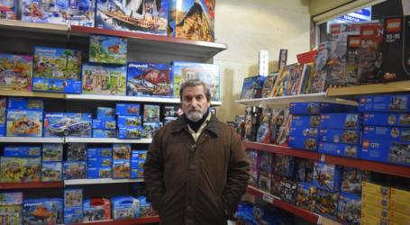 Ποια παιχνίδια έκαναν θραύση φέτος την περίοδο των γιορτών στη Λάρισα – Τι μας λέει ο ειδικός Παύλος Τριανταφύλλου (φώτο)