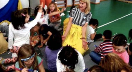 Λίνα Μουσιώνη: Να δούμε τη ζωή με τα μάτια των παιδιών μας…