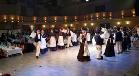 Διασκέδασαν με την ψυχή τους οι Σαμαριναίοι στη Λάρισα (φωτο)
