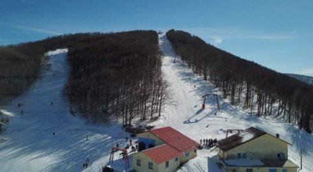 Ανοιχτό αύριο Τετάρτητο Χιονοδρομικό Κέντρο Πηλίου