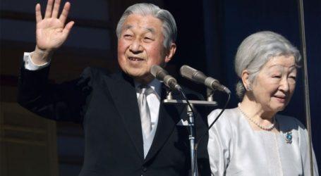 Τελευταία πρωτοχρονιάτικη ομιλία για τον αυτοκράτορα Ακιχίτο