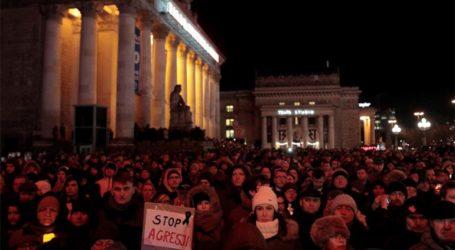 Διαδηλώσεις κατά του μίσους στην Πολωνία μετά τη δολοφονία του δημάρχου του Γκντανσκ