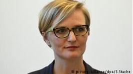 Η Φραντσίσκα Μπράντνερ, εκπρόσωπος σε θέματα εξωτερικής πολιτικής από το κόμμα των Πρασίνων